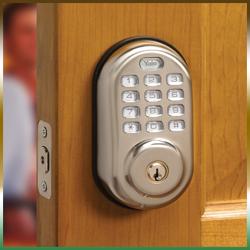 Galveston Keypad Door Lock, 24 hour commercial locksmiths in